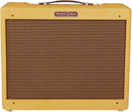 Fender 57 Custom Deluxe 12 Watt Tube Guitar Amp
