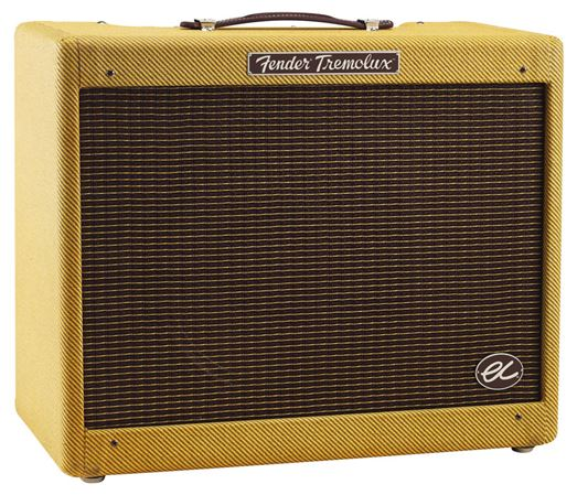 Fender Eric Clapton EC Tremolux 12 Watt Guitar Combo Amplifier