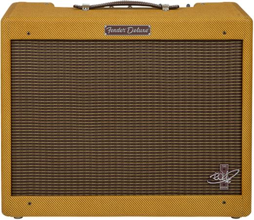Fender The Edge Deluxe Signature Tweed Tube Amplifier