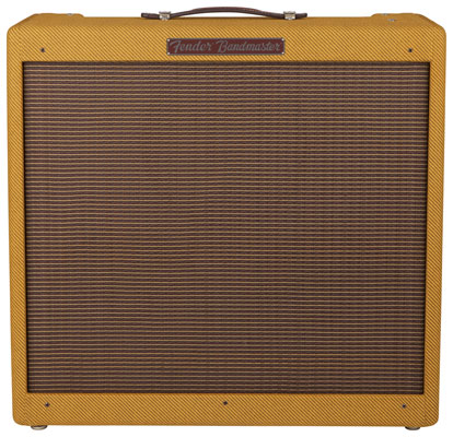 Fender 57 Bandmaster 3x10 26 Watt Guitar Combo Amplifier