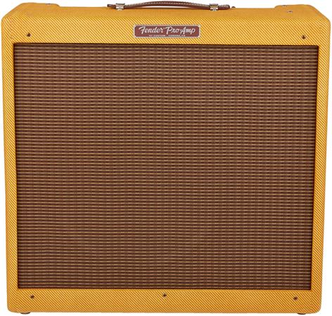 Fender 57 Custom Pro Amp 26 Watt Tweed Tube Guitar Amp