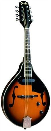 Fender FM52E Acoustic Electric Mandolin