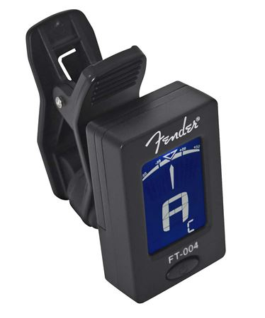 Fender FT004 Clip On Chromatic Guitar Tuner
