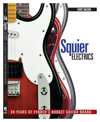 Fender Squier Electrics Book
