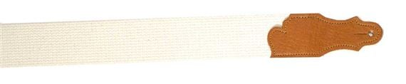 Franklin 1-N-CA Cotton Guitar Strap 2 Inch