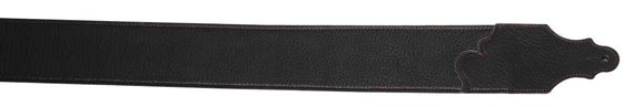 Franklin FSW-BK-R Original Black Glove Leather Strap 3 Inch