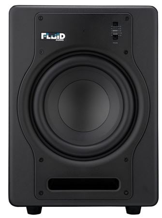 Fluid Audio F8S Powered Studio Subwoofer