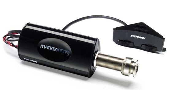 Fishman Matrix Infinity Active Guitar Pickup System