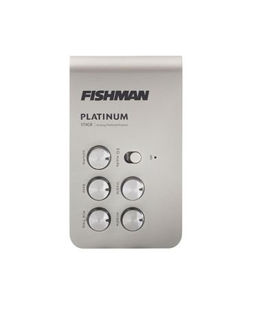 Fishman Platinum Stage EQ/DI Acoustic Guitar Preamp