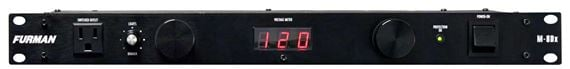 Furman M8DX Merit X Series Power Conditioner Digital Meter And Lights