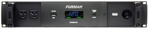 Furman P2400AR 20A Voltage Regulator And Power Conditioner