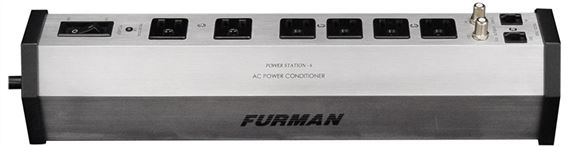 Furman PST6 Power Station Series 6 Outlet Surge Suppressor