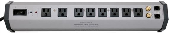 Furman PST8D Power Station Series 8 Outlet Surge Suppressor