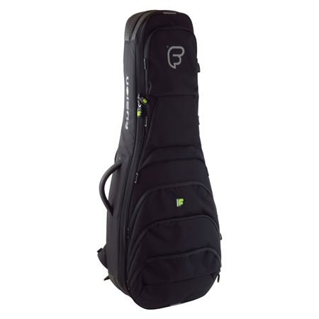 Fusion Urban Double Electric Bass Bag Black