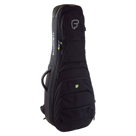 Fusion Urban Double Electric Guitar Bag Black