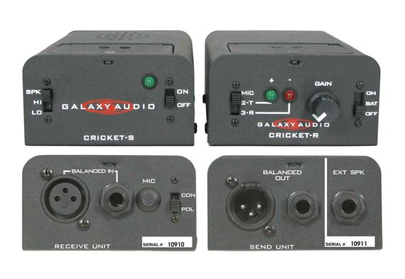 Galaxy Audio  Audio Cricket Polarity Tester