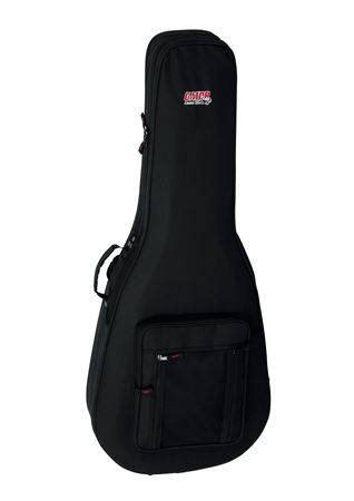Gator GLDREAD12 Lightweight 6 and 12 String Acoustic Guitar Case