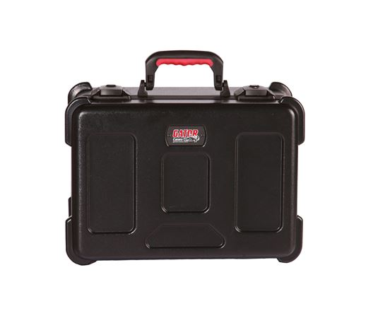 Gator GM15TSA Molded Mic Microphone Case with TSA Latches