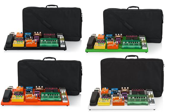 Gator GPBXBAK Aluminum XL Pedalboard with Bag