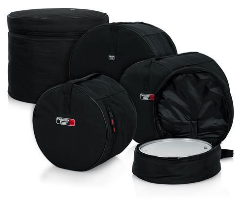 Gator GP-FUSION16 Fusion Series 5 Piece Drum Set Bags