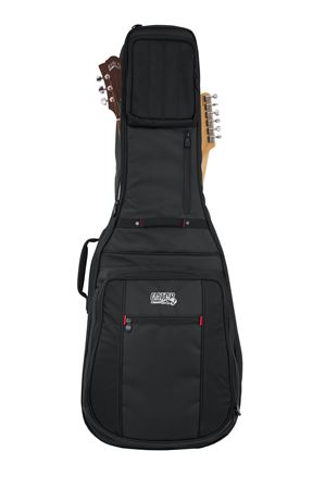 Gator GPGACOUSTIC ProGo Deluxe Acoustic Guitar GigBag