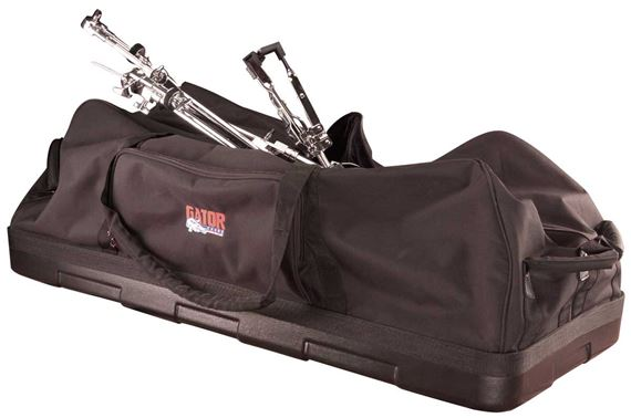 "Gator GPHDWE1846PE Padded Drum Hardware Bag with Wheels 18"" x 46"""