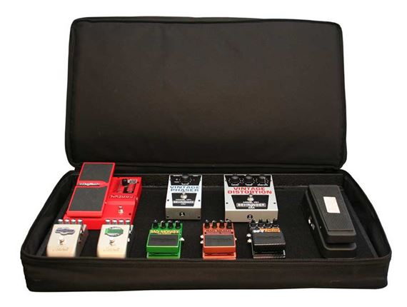 Gator Pro Size Pedal Board with Carry Bag
