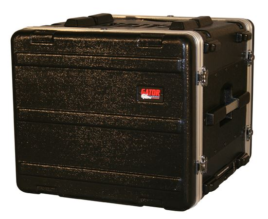 Gator Molded Rack Cases with Power Supply and Wheels