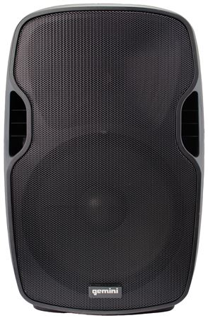 Gemini AS15BLU 15 Inch Powered PA Speaker with Bluetooth