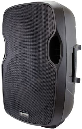 Gemini AS15P 15 Inch Powered PA Speaker