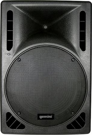 Gemini DRS10P Powered PA Speaker