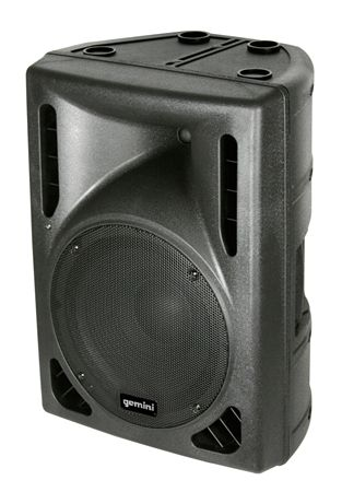Gemini DRS-15BLU Powered PA Speaker with Bluetooth
