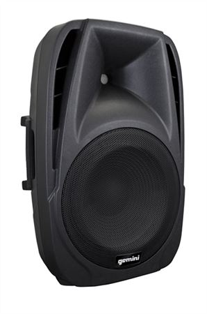 Gemini ES12P 12 Inch Powered PA Speaker
