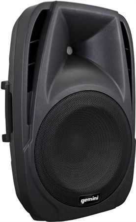 Gemini ES15BLU 15 Inch Powered PA Speaker with Bluetooth