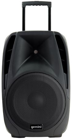 Gemini ES15 TOGO Powered Speaker with Wireless Mics