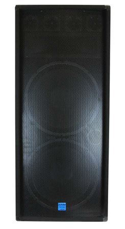 review gemini gsm3250 2 by 15 inch passive pa speaker. Black Bedroom Furniture Sets. Home Design Ideas