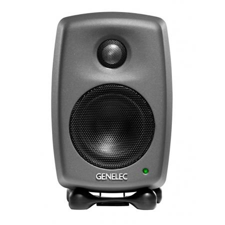 Genelec 8010APM 3 inch 2-Way Compact Bi-Amplified Active Studio Monitor