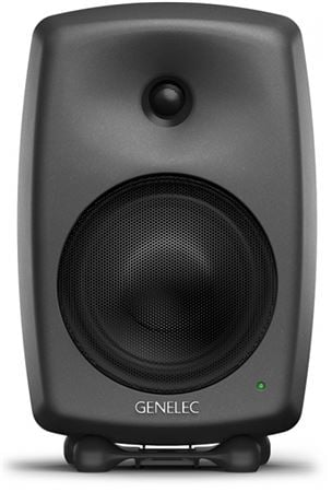 "Genelec 8050BPM 8"" 2-Way Bi-Amplified Active Studio Monitor"