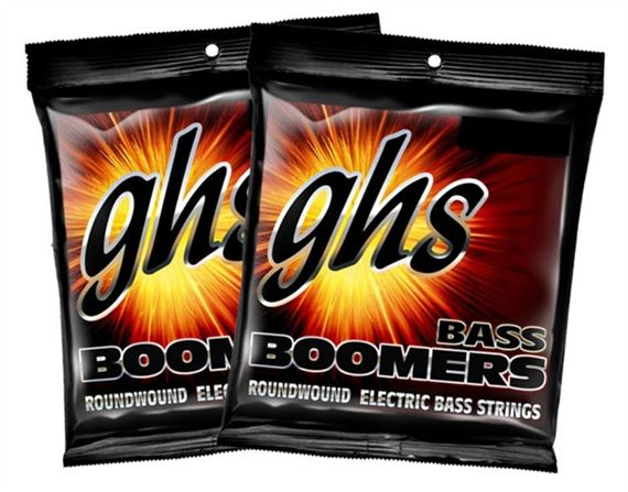 GHS Boomers 7 String Electric Guitar Strings