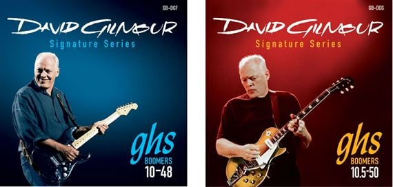 GHS David Gilmour Signature Guitar Strings