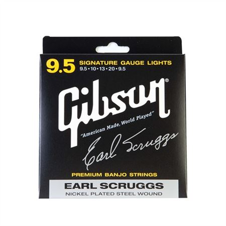 Gibson Earl Scruggs Banjo Strings