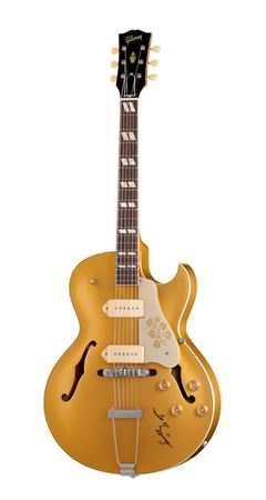 Gibson ES-295 Scotty Moore Signature Electric Guitar wCase