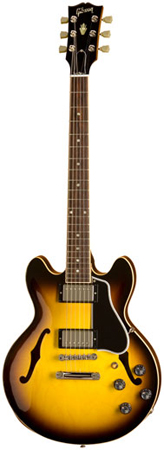 Gibson Custom ES 339 Semi Hollow Electric Guitar with Case