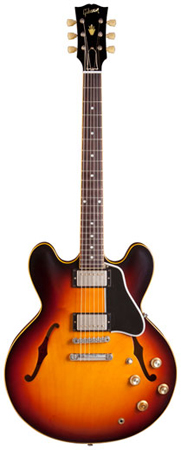 Gibson Custom Joe Bonamassa ES-335 Electric Guitar with Case