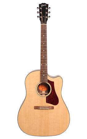Gibson 2017 LE HP415 CEX X Brace Acoustic Electric Antique Natural W/C