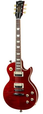Gibson Slash Signature Rosso Corsa Les Paul with Case
