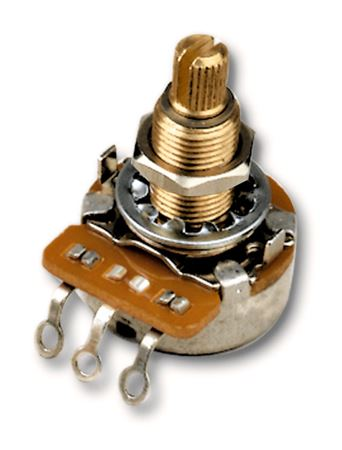 Gibson 300K Ohm Linear Taper Short Shaft Potentiometer