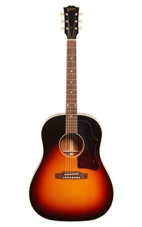 Gibson LE Exclusive Run 1950s J45 Triburst Acoustic with Case