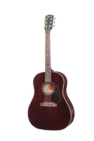 Gibson Limited Edition J45 Acoustic Wine Red with Case