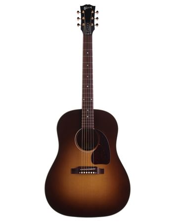 Gibson Limited Edition J45 Koa Acoustic Electric Guitar wCase